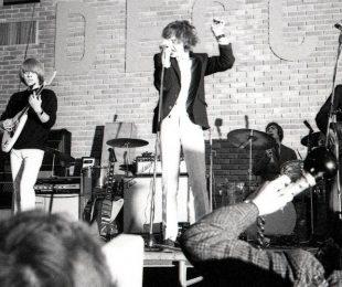 Konzert der Rolling Stones in Norwegen, 1965